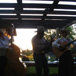 A few of the house concerts